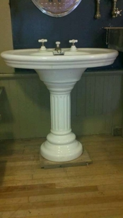 Fix Antique Faucets In Vintage Houses And Showers Toilets